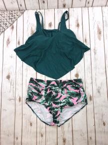 Pinky Palms Bikini