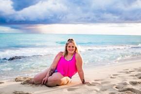 Marvelous Multicolored Bikini