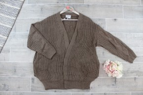 Over Size Comfy Cardi