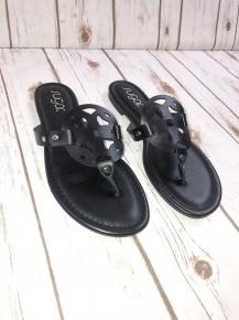 Basic Black Sandal