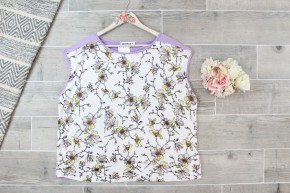 Gorgeous Floral Casual Top