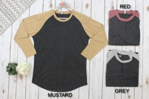 Men's Baseball Raglan T-Shirt