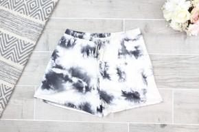 Cozy Tie Dye Shorts