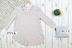 Your Basic Striped Top