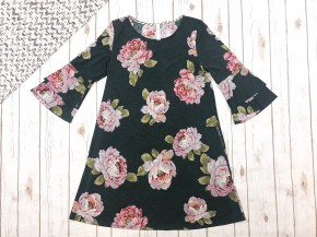 Garden Party Shift Dress