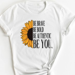 Be Brave Be Bold Tee *Final Sale*