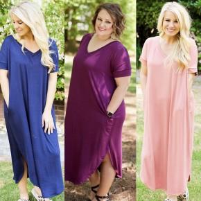 Summer Essential Maxi Dress