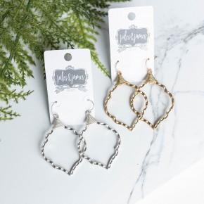 So Classy Earrings *Final Sale*