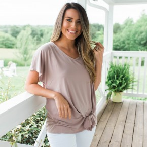 The Hannah Jane Top