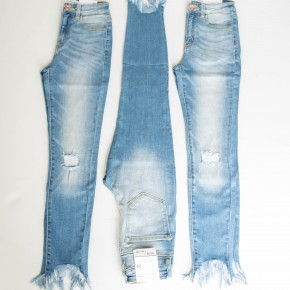 The Blaire Mid Rise Jeans