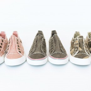 Rough Around the Edges Sneakers