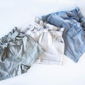 Pleats to Meet You Shorts