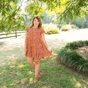 Pieces of Autumn Dress