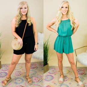Hoping for Happiness Romper