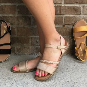 Sugar and Spice Sandals