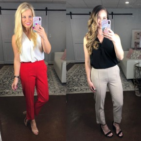 Work Day to Vacay Pants