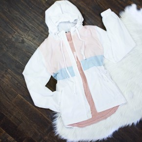 Pastel Popsicle Windbreaker