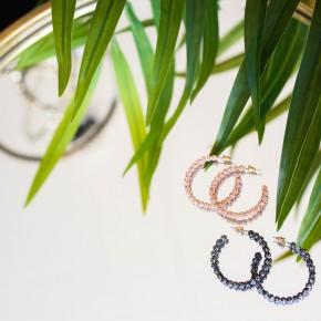 Open Hoops Earrings
