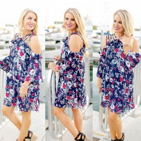Hot Tropics Dress