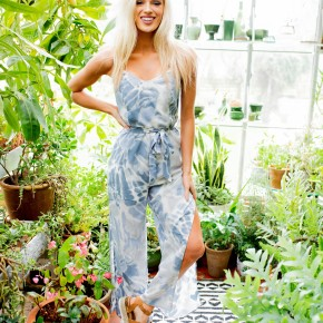 Tropical Waters Jumpsuit