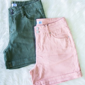 Spring into Shorts
