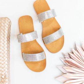 Sparkle and Shine Sandals *Final Sale*