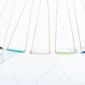 Color Pop Necklace *Final Sale*