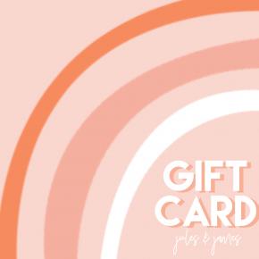 $40 Jules & James Gift Card