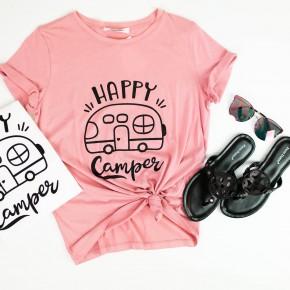 Happy Camper Tee *Final Sale*