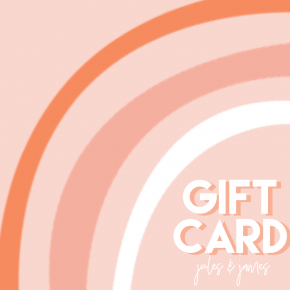 $150 Jules & James Gift Card