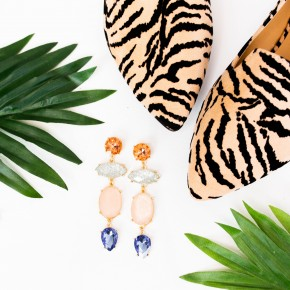 Mix Up the Sparkle Earrings *Final Sale*