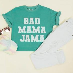 Bad Mama Jama Comfort Color Tee *Final Sale*