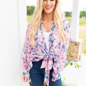 The Jessica Floral Top