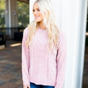 Soft Place to Land Sweater