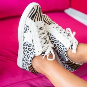 Walk on the Wild Side Sneakers