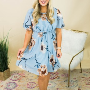 The May Flowers Dress