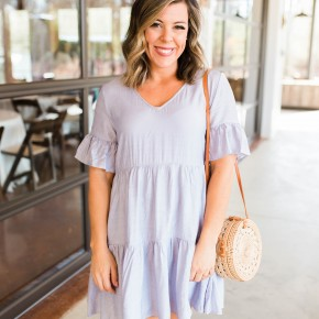 Pretty in Pastel Dress