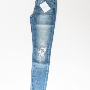 Distressed Out Jeans