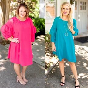 Who Do You Love Dress