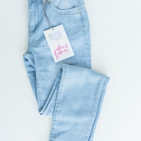 The Demi Jeans - YMI/Jules & James Denim Collab