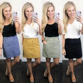 Count My Blessings Skirt