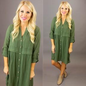Call Me Olive Dress
