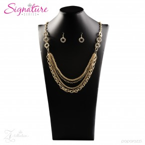 The Melissa - Zi Collection Necklace