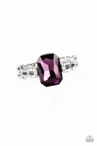 Feast Your Eyes - Purple Ring