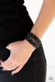 Crush Hour - Blue Urban Bracelet
