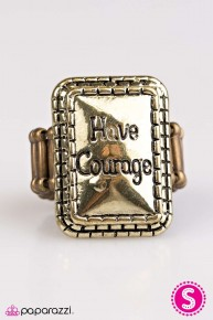 Have Courage - Brass Ring