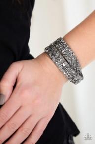 Crush Hour - Silver Urban Bracelet