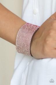 Fade Out - Pink Urban Bracelet