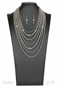 The Tina - Zi Collection Necklace