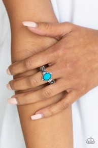 Pricelessly Princess - Blue Ring